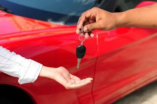 imagem de compra e venda de carros