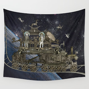 Society6 Wall Tapestry