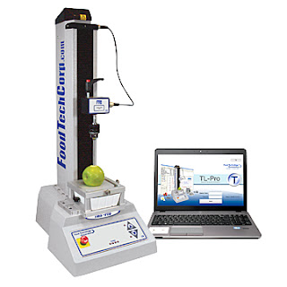 Computer-controlled texture measurement systems can assess product quality