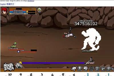 cheat one hit ninja saga