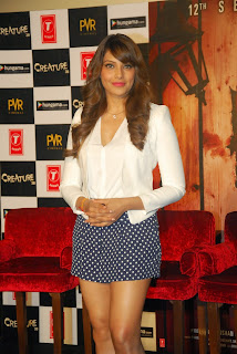 Bipasha Basu Spotted at Trailer Launch of Creature 3D