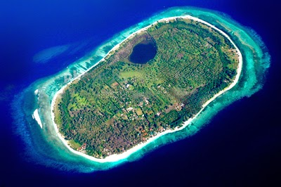 Gili Meno island - West Lombok Indonesia