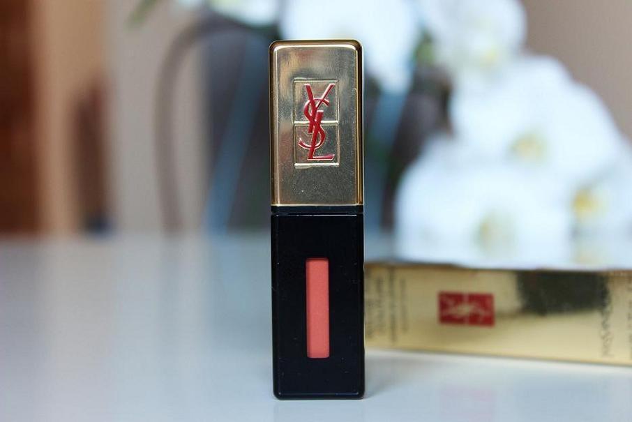 Yves Saint Laurent // Vernis A Levres Glossy Stain