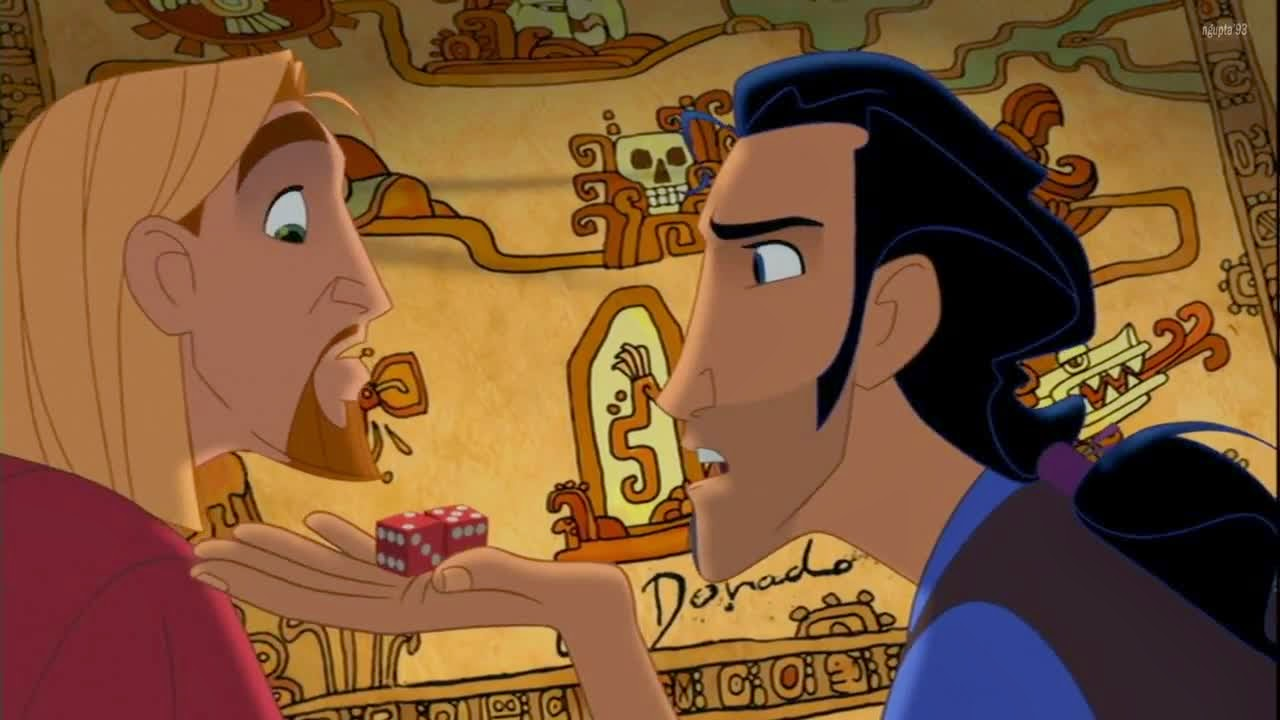 The Road to El Dorado Hin-Eng