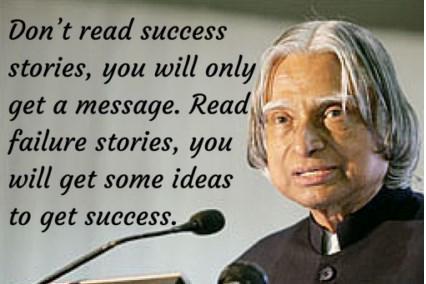 apj abdul kalam motivational quotes