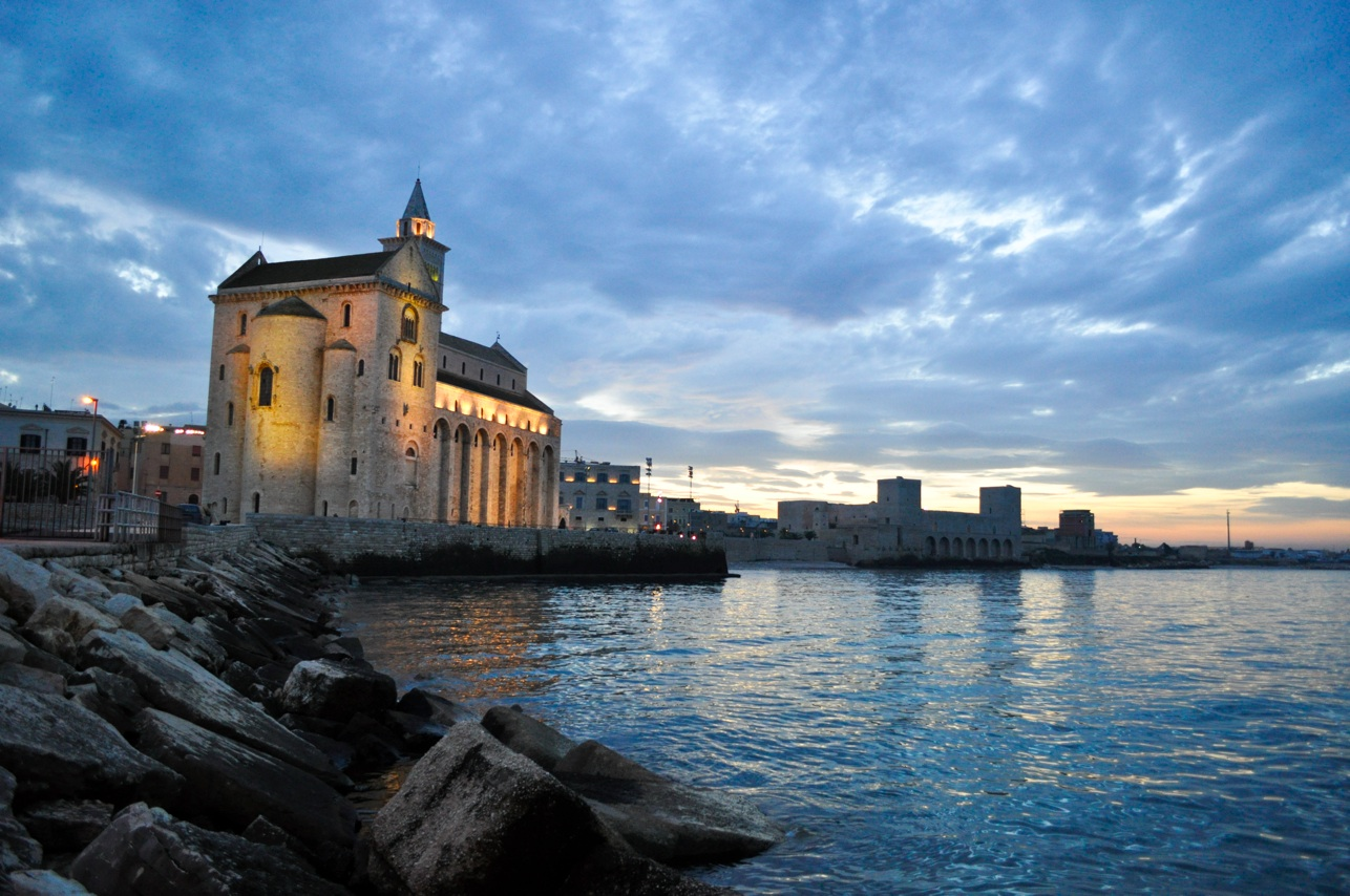 TOP WORLD TRAVEL DESTINATIONS: Bari, Italy