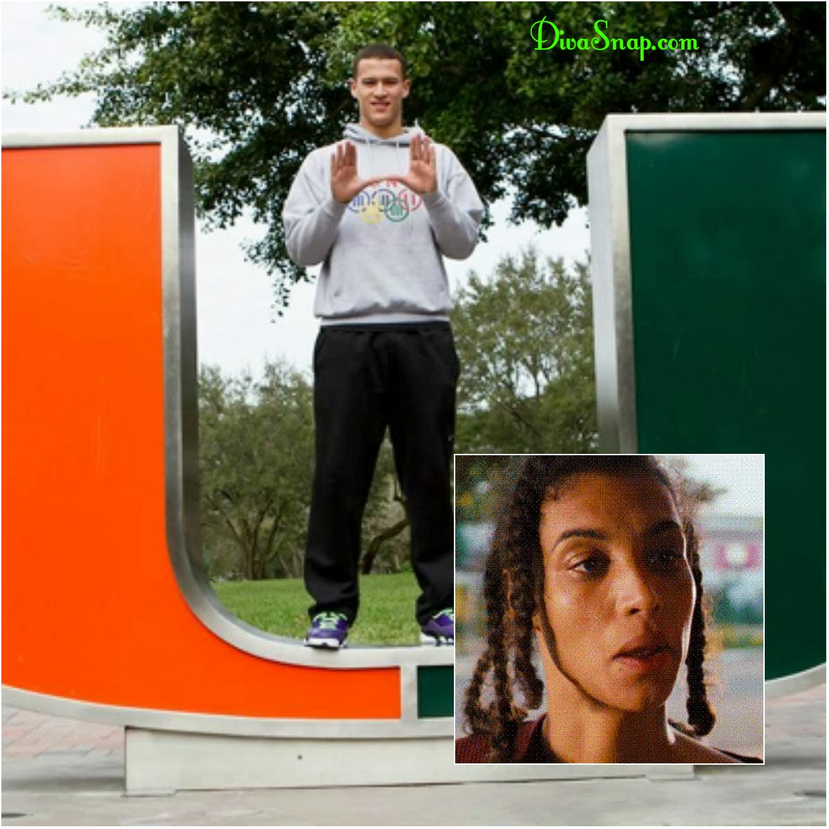 BYE FELICIA: REMEBER FELICIA FROM FIRDAY... MEET HER SON A STAR QB WHO WILL BE BALLIN FOR UNIVERSITY OF MIAMI - DivaSnap.com