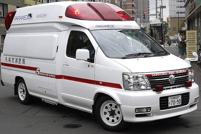 Gambar Mobil Ambulance 04