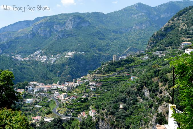 Ravello: A Travel Journal | Ms. Toody Goo Shoes