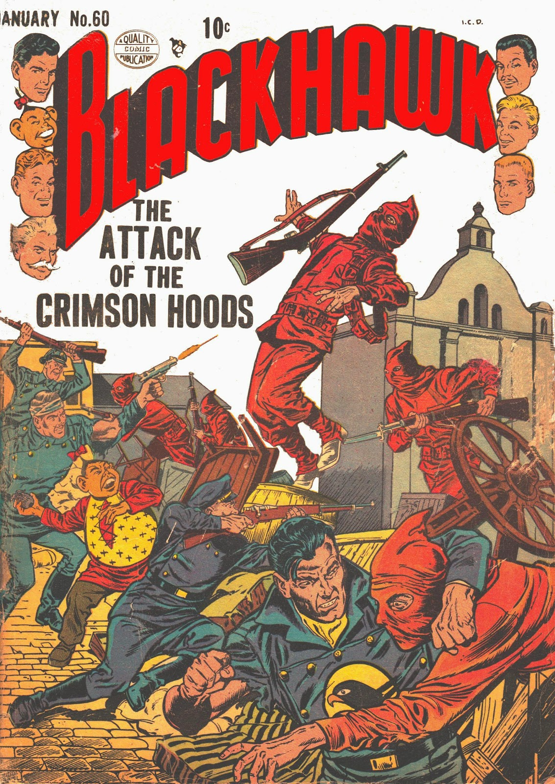 Blackhawk 60 'Crimson Hoods'