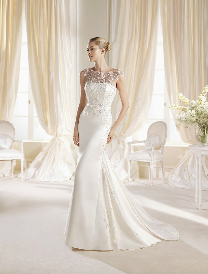 Ibieta La Sposa wedding dress bridal 2014
