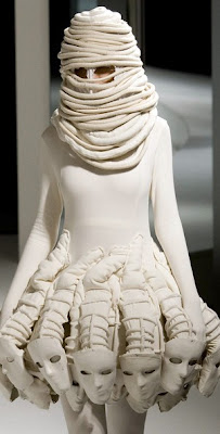 20 Weirdest Fashion Trends: The Mummy