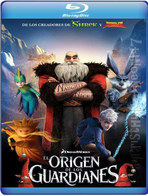 El Orígen de los Guardianes (Español Latino) (BRrip) (2013) (1 LINK) (varios servidores)