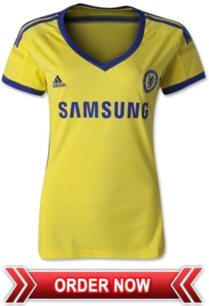 CHELSEA Jersey Grade Ori Ladies Official 2015 Away