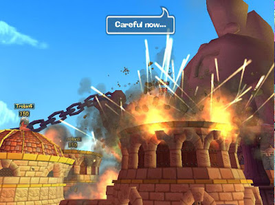 Download Game Worms Forts - Under Siege PS2 Full Version Iso For PC | Murnia Games