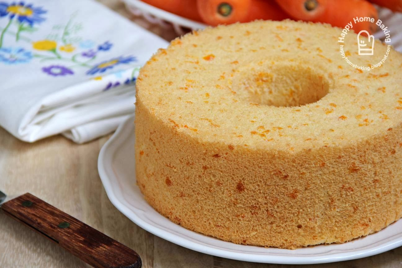 Chifgon Cake Pan Butter