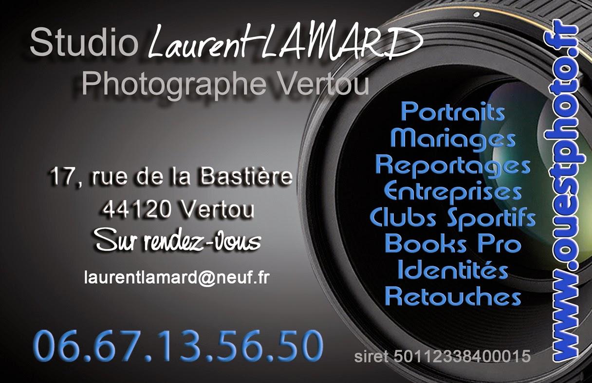 Laurent Lamard Photographe Nantes, Vertou