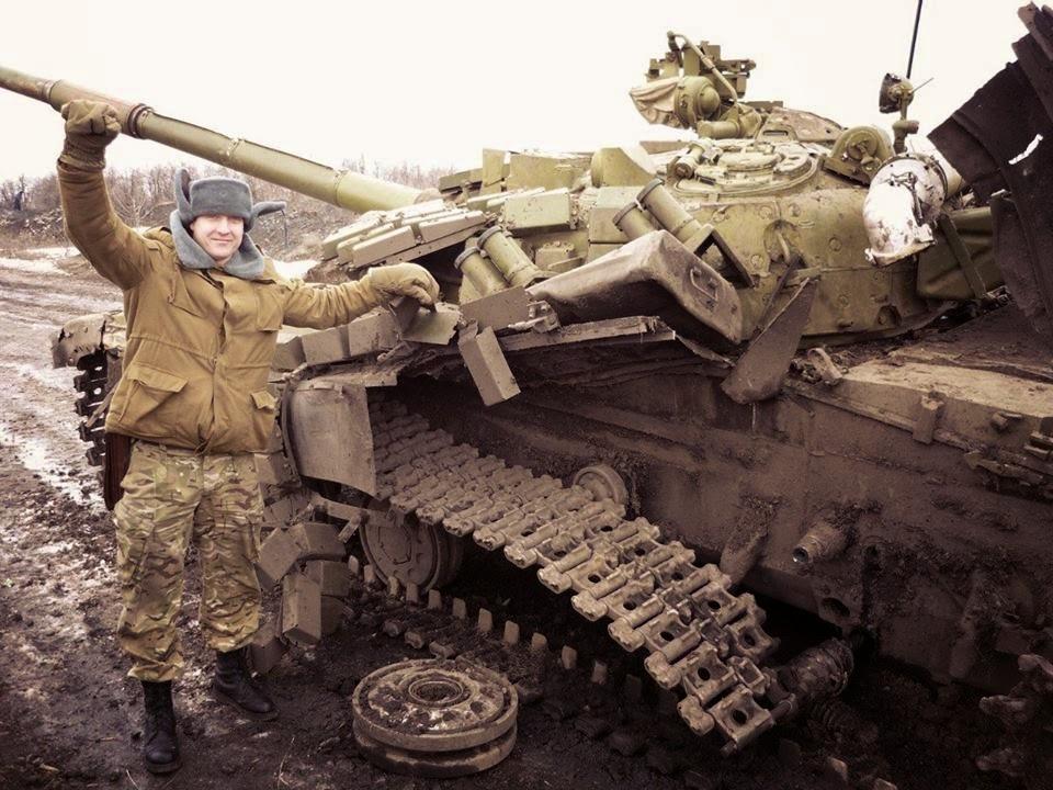 Sobre los T-64 y su desempeño en Ucrania YYNAs