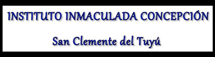 Instituto Inmaculada Concepción.