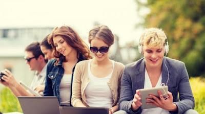 buongiornolink - 10 tipi da social network