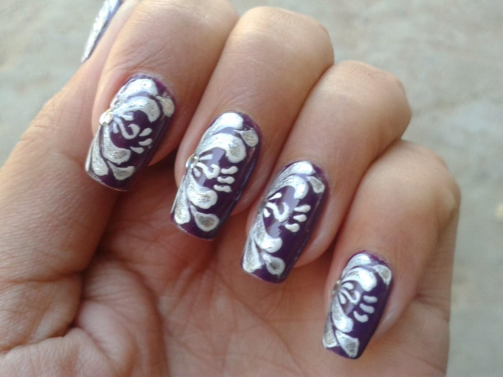 creative easy nail art designs gallery - nail art designs