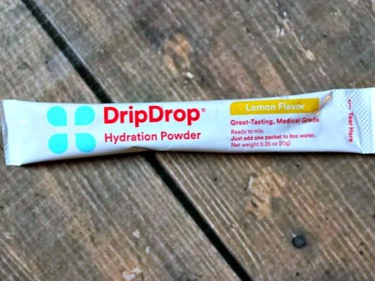 Drink DripDrop!