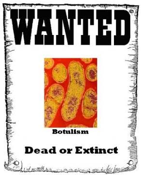 botulism  pictures