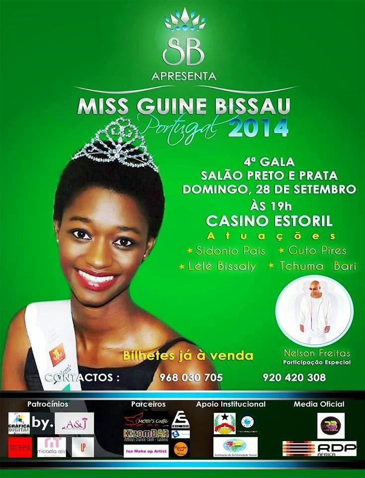 Miss Guiné-Bissau