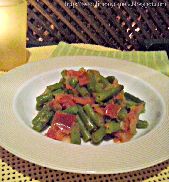Judias verdes al vapor cocinar en casa es for Cocinar judias verdes