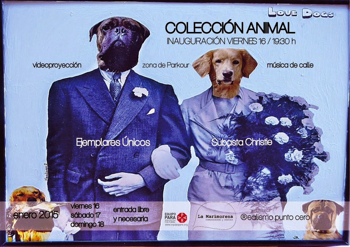 Colección Animal/ ®ealismo punto cero/ Enero 2015