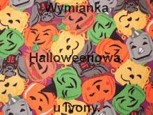 wymianka Halloweenowa u Iwony