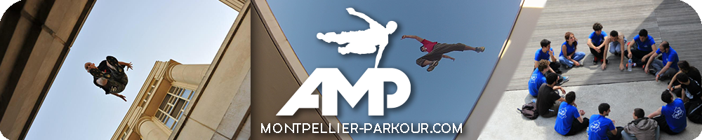 ASSOCIATION MONTPELLIER PARKOUR