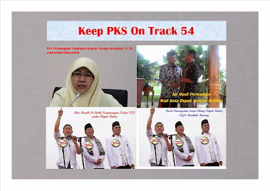 Keep PKS On Track 54