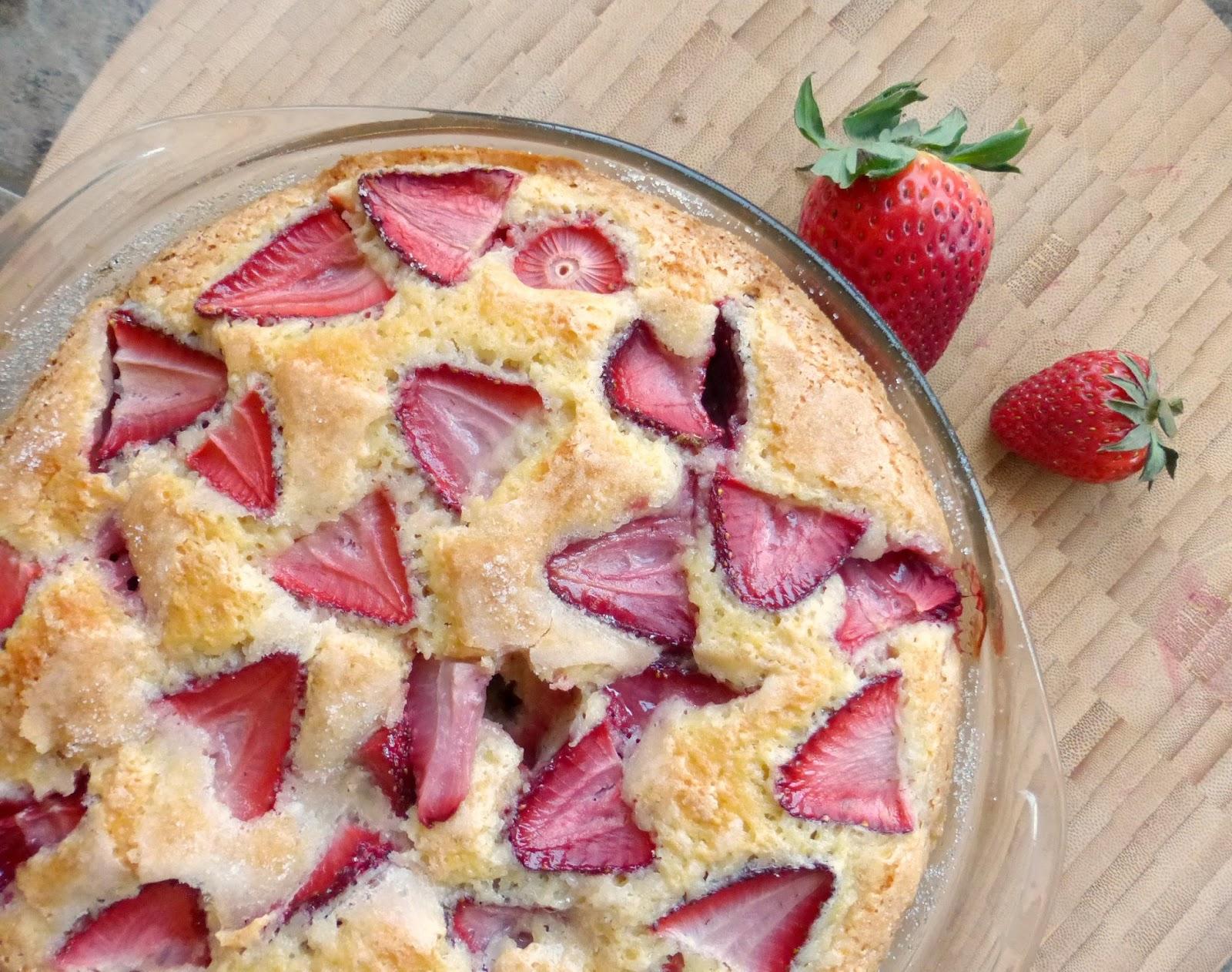 http://www.tillamook.com/recipes/low-fat-strawberry-coffee-cake.html