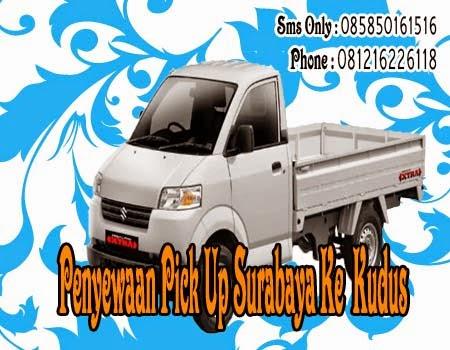 Penyewaan Pick Up Surabaya Ke Kudus