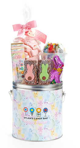 Freelance lady original candy gift baskets more dylans easter gift baskets negle Image collections