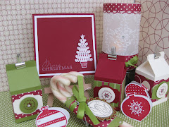 Stampin' Up! Jolly Holiday Stamp Class Instructions