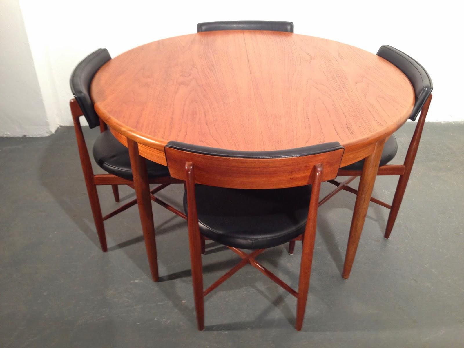 Ocd vintage furniture ireland g plan dining set 1970s for G plan dining room furniture