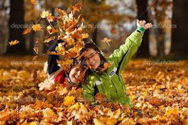 ¡ ES OTOÑO!  IT IS AUTUMN !