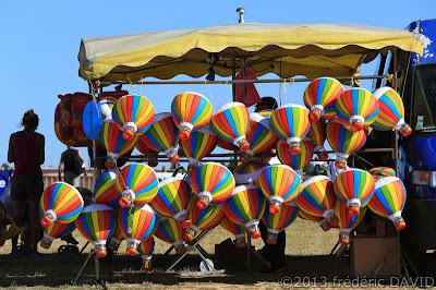 boutique jouets ballons montgolfières chambley mondial air ballon 2013 Lorraine