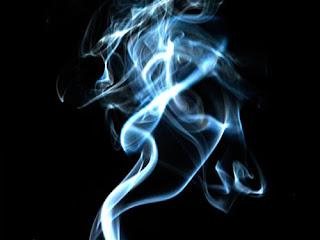 La foto fumaba y ha dejado a fumar
