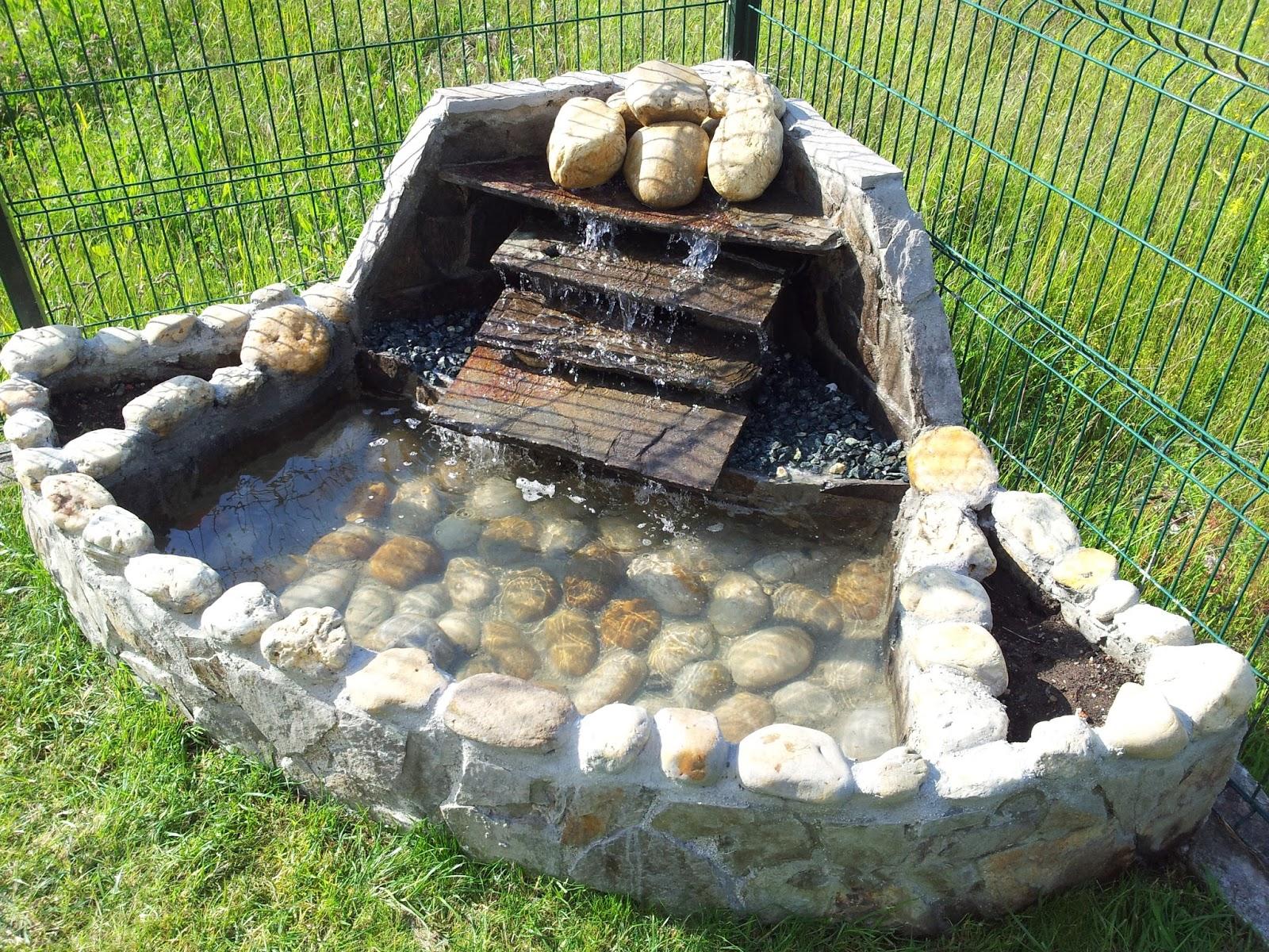 Brico fuente de jard n for Fuentes de jardin