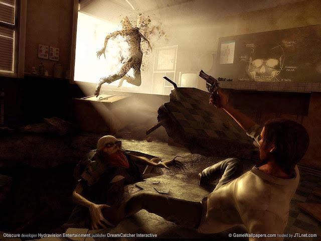 Web de juegos survival horror, sitios de juegos survival horror