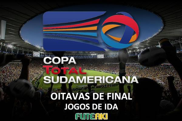 Veja o resumo das partidas de ida pelas oitavas de final da Copa Sul-Americana 2015, que definiram os resultados para os jogos da volta da competição.