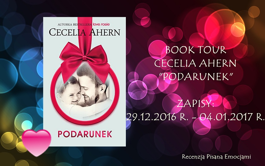 "BOOK TOUR ""Podarunek"""