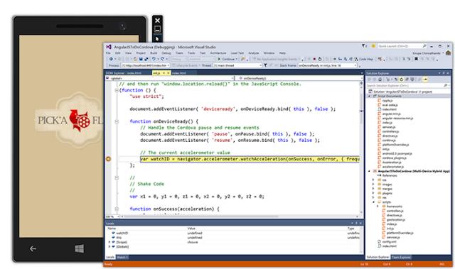 Microsoft Visual Studio 2015 Ultimate Offline Installer [ISO]