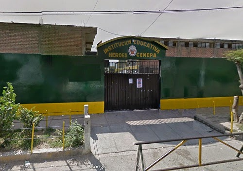 Colegio 0130 HEROES DEL CENEPA - San Juan de Lurigancho