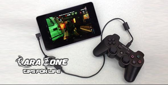 Cara Main Game Android Menggunakan Stik PS