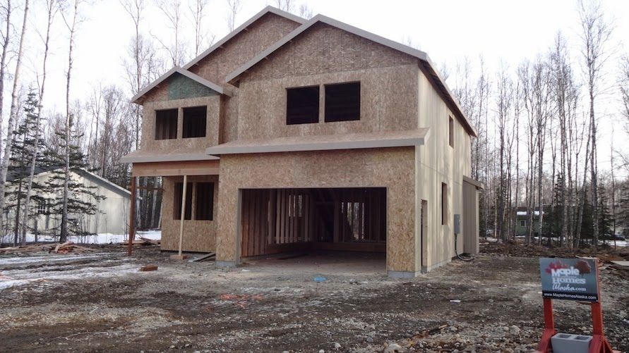 6760 s frontier drive new for Home builders wasilla ak