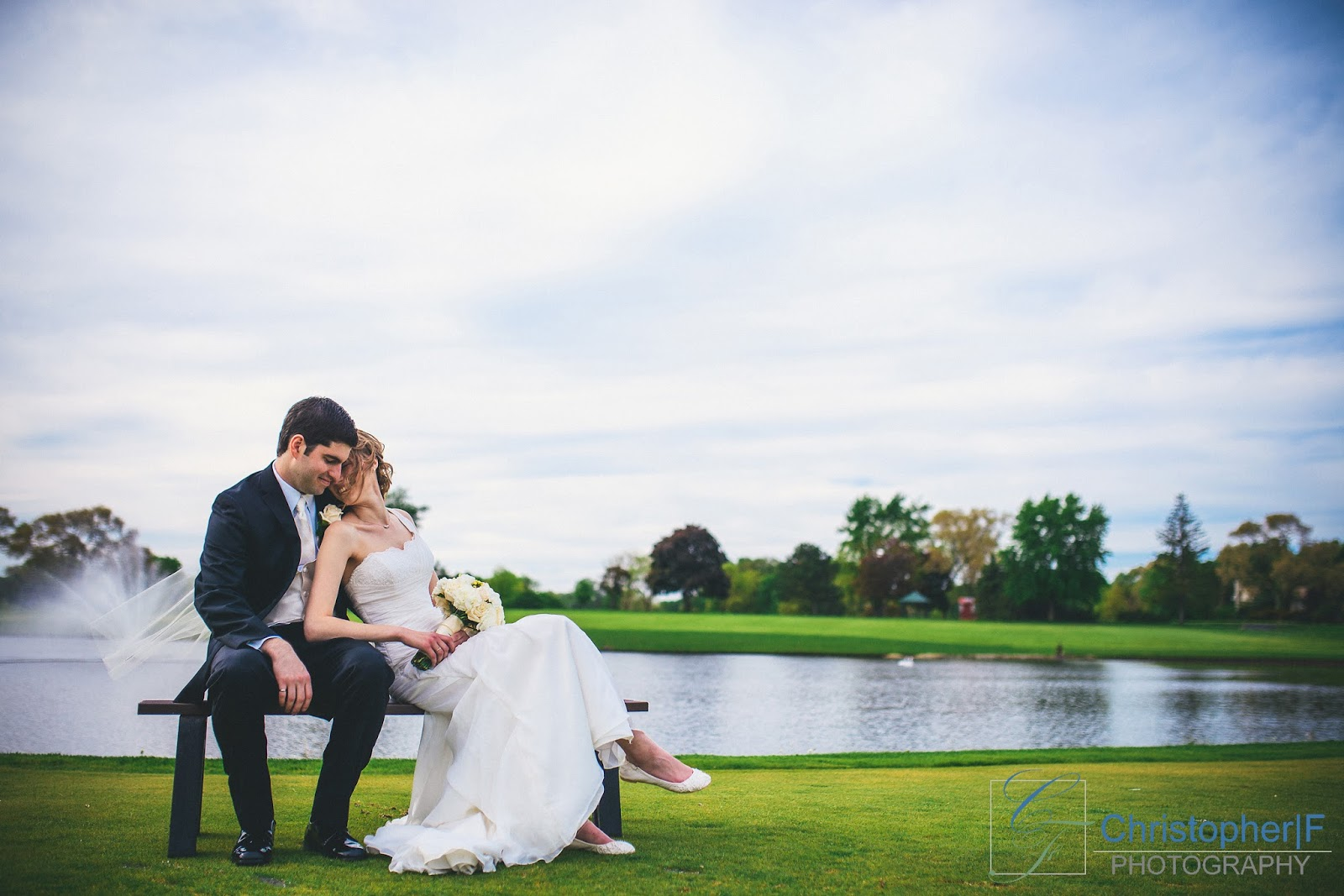 Chicago Wedding Portrait